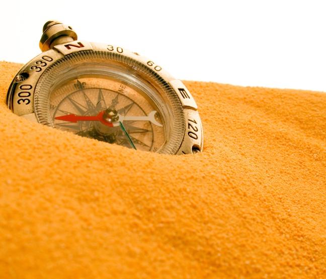 compass-sand